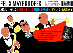 Felix Mayerhofer Website